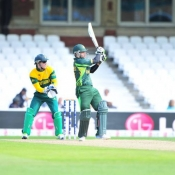 Pakistan v South Africa ICC Champions Trophy Warm up match