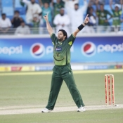 Pakistan v Sri Lanka, 4th ODI, Sharjah
