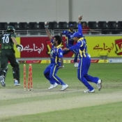 Pakistan v Sri Lanka, 2nd ODI, Dubai