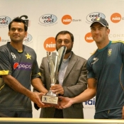 Pakistan vs South Africa T20 Series Trophy