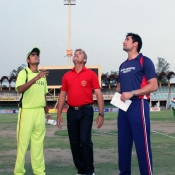 PCB U-19 Captain with British Universities Charity XI Captain