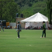 Day 5 Pictures of Pakistan Team Camp at Abbottabad