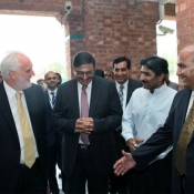 Chairman PCB & Australian High Commissioner visit to NCA