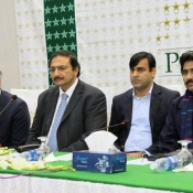 Mr. David Richardson CEO ICC today visited National Cricket Academy where he was briefed about the developments in Pakistan Cricket and PCB various plans with regards to promotion and management of the game in the country. The ICC CEO also later addressed