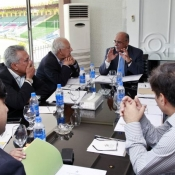 6th Management Committee meeting at Gaddafi Stadium Lahore