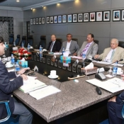 Second Meeting of the PCB Management Committee