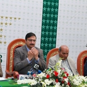 Chairman PCB  Mr Zaka Ashraf press briefing Bangladesh tour & dua for PAK Army soliders