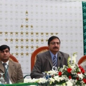 Chairman PCB Mr Zaka Ashraf press briefing regarding Bangladesh tour