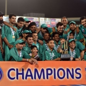HBL lift the Pepsi Presents Advance Telecom Ramadan T20 Cup 2013