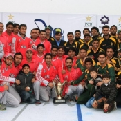 NBP & KRL joint winners of President One Day Cup 2013-14