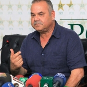 Dave Whatmore Press conference