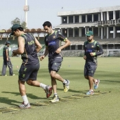 Pakistan team summer camp day 10