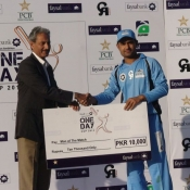 Faysal Bank One Day Cup 2012-13 2nd Semi Final between Dolphins and Zebras