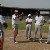 Fifth Day Photos of PCB-UFONE Fast Bowler camp at National Stadium Karachi