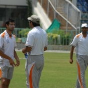 Sixth Day Photos of PCB-UFONE Fast Bowler camp at National Stadium Karachi