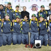 Pakistan Women won the Women Tri Nation T20 tournament in Qatar