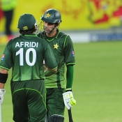 PAK vs ENG - 2nd Twenty20 Match