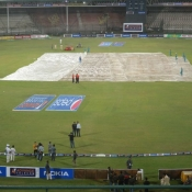 Rain hits WAPDA v PIA match in Pepsi Presents Advance Telecom Ramadan T20 Cup 2013