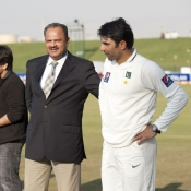PAK vs ENG - 2nd Test Match - Day 4