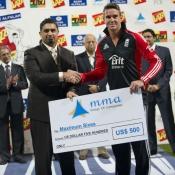 PAK vs ENG - 3rd Twenty20 Match