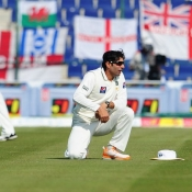 PAK vs ENG - 2nd Test Match - Day 3