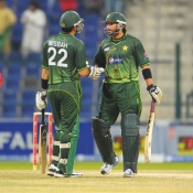 PAK vs ENG - 2nd ODI Match