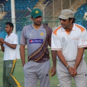 Ninth Day Photos of PCB-UFONE Fast Bowler camp at National Stadium Karachi