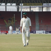 Quaid-e-Azam Trophy 2011-2012 Day two