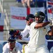 PAK vs ENG - 2nd Test Match - Day 3