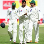 PAK vs ENG - 3rd Test Match - Day 4
