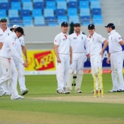 PAK vs ENG - First Test Match - day 2