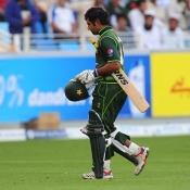 PAK vs ENG - 4th ODI Match