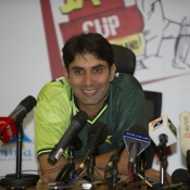 Press Conference before starting the 3rd Test b/w Pak & Eng