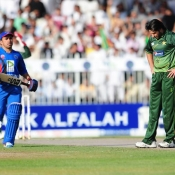 PAK vs Afg in UAE