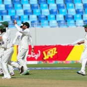 PAK vs ENG - First Test Match - day  3