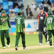 PAK vs ENG - 4th ODI Match