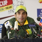 Press Conference before starting the 2nd Test b/w Pak & Eng