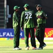 PAK vs ENG - 1st ODI Match
