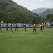 Day 2 Pictures of Pakistan Team Camp at Abbottabad