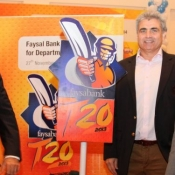 Inaugural ceremony of Faysal Bank T20 Cup for Departments