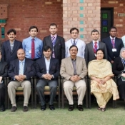 Foreign Delegates of International Intensive Training Program In Performance Auditing Visited PCB