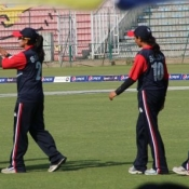 Day two of 2nd Shaheed Mohtarma Benazir Bhutto Women Cricket Challenge Trophy 2013