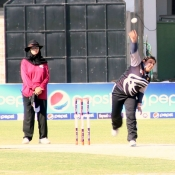 Day three of 2nd Shaheed Mohtarma Benazir Bhutto Women Cricket Challenge Trophy 2013