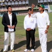 PCB U-19 XI vs British Universities Charity XI