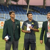 Pakistan v Sri Lanka 3rd Test at Sharjah, Jan 16-20, 2014