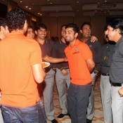 India and Pakistan Team Dinner