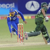 Pakistan v Sri Lanka 3rd ODI Dubai