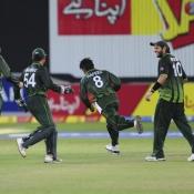 Pakistan v Sri Lanka, 3rd ODI, Dubai