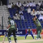 Pakistan v Sri Lanka, 5th ODI, Abu Dhabi