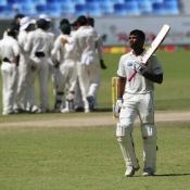 PAK VS SL - Second Test Match - day 4 - Second Session